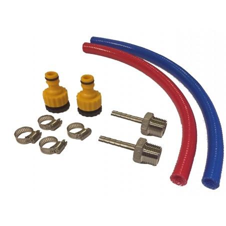 Kit di collegamento del tubo flessibile del refrigeratore BrewDevil