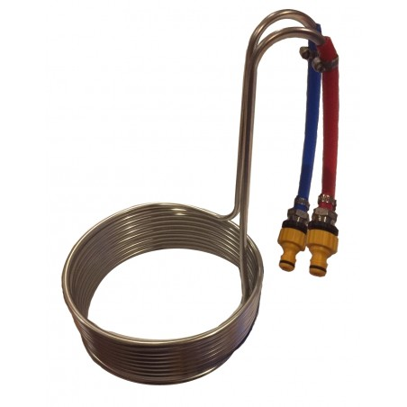BrewDevil Chiller Hose Connection Kit