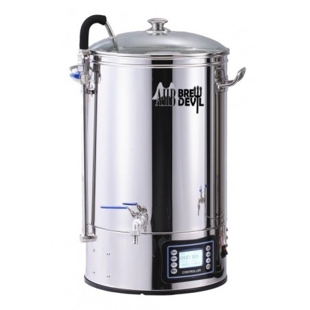 PREORDER - 30L BrewDevil cervejaria Package Deal