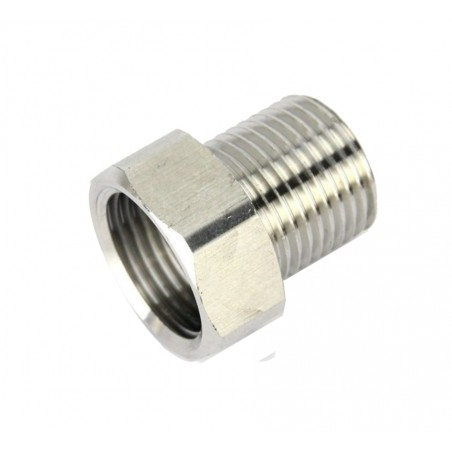 "SS 5/8"" Female to 1/2"" Male Adaptor"