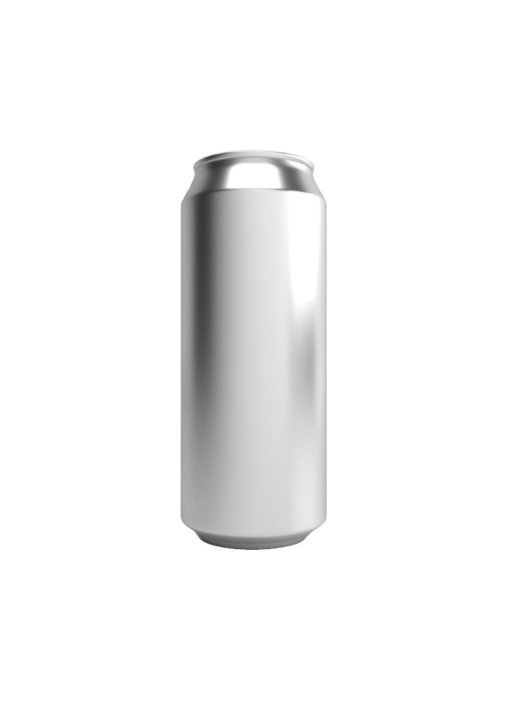 500ml Aluminium Disposable Beverage/Beer Cans with Lids