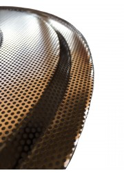 Plaque de fond de tuyau de malt amélioré BrewDevil