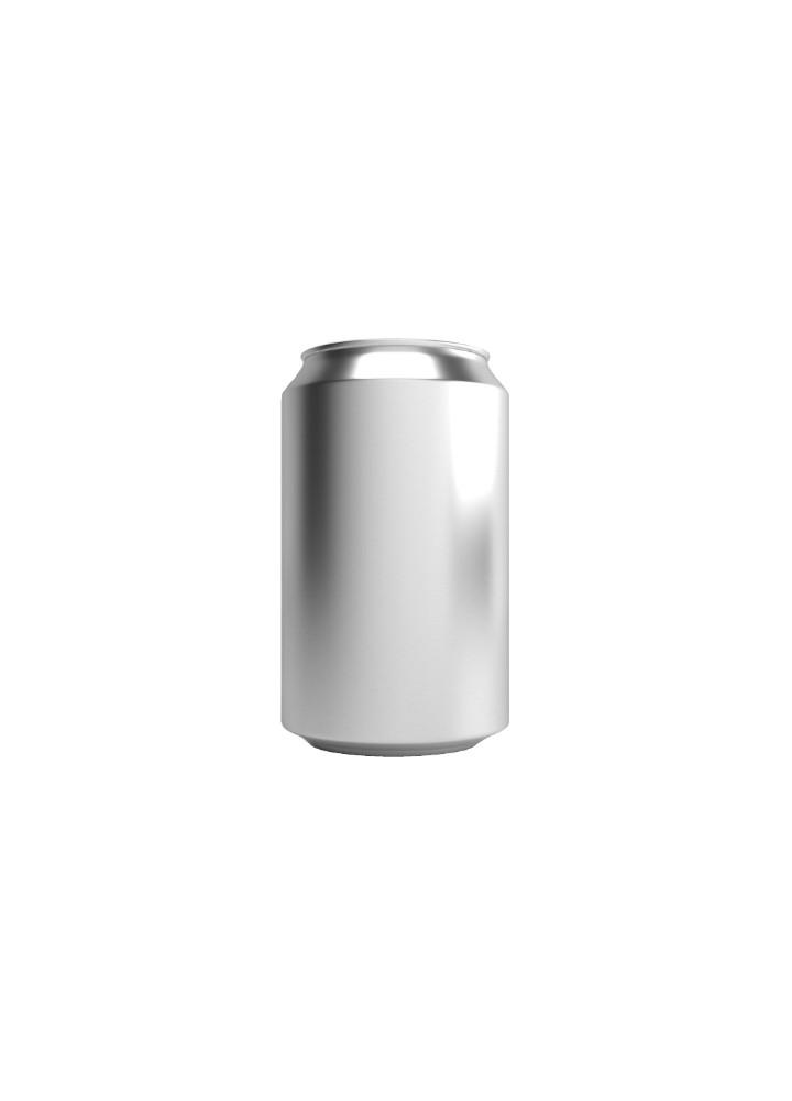 Canettes de boisson / bière jetables en aluminium 330ml avec couvercles