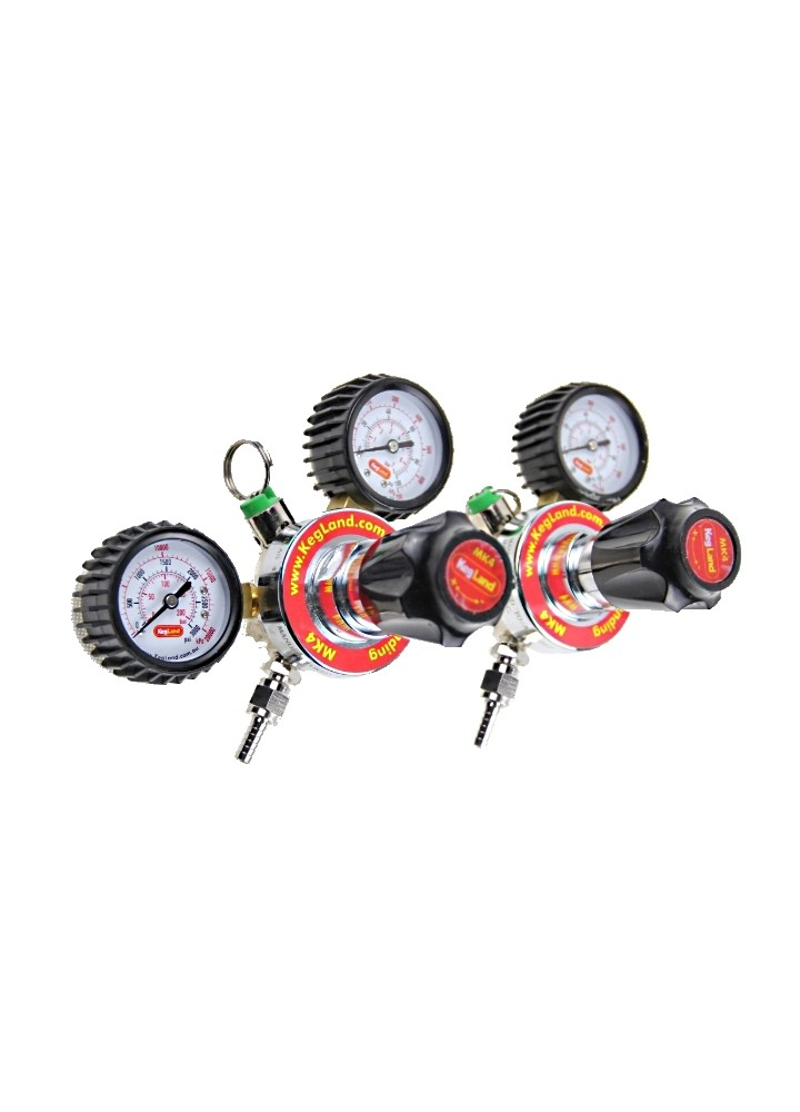 Dual Pressure MK4 Regulator - Type 30
