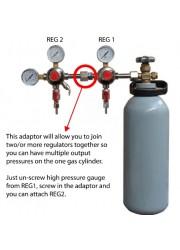 Battery Addon Regulator Adaptor