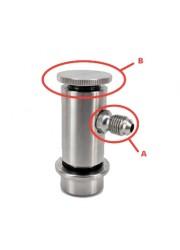 Flow Control Ball Lock-Verbindung trennen