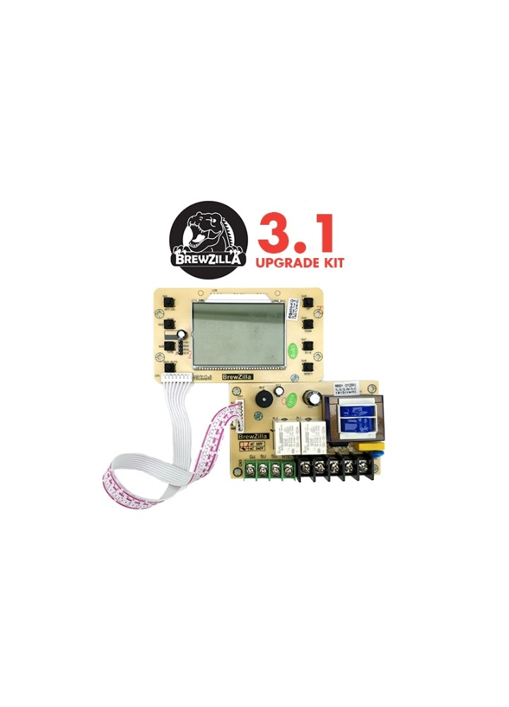 Robobrew Brewzilla Gen3.1 PCB & Display (Kit de atualização)