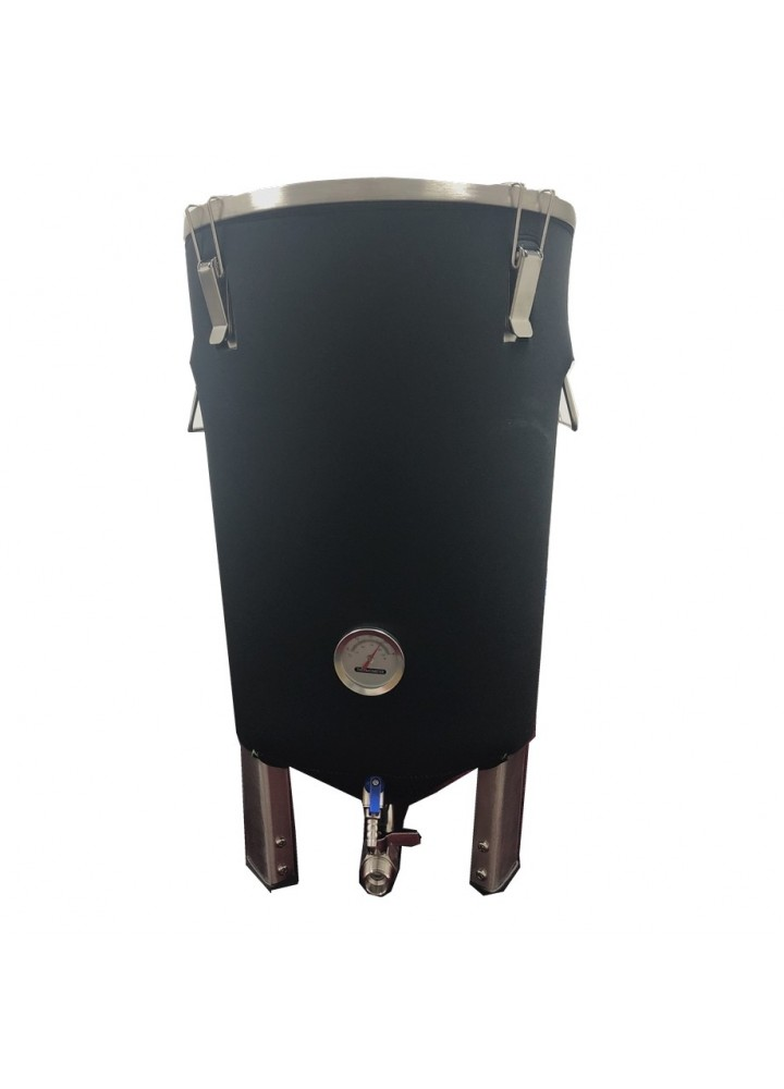 30L BrewDevil SS Conical Jacket