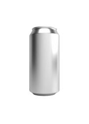 440ml Aluminium Disposable Beverage/Beer Cans with Lids