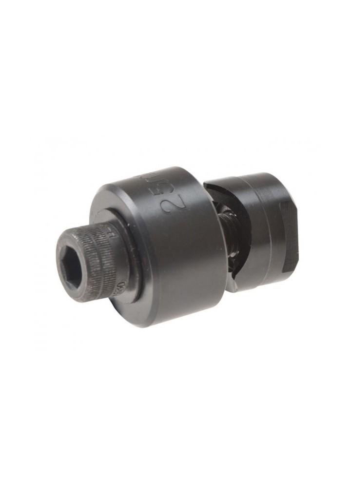 16 milímetros Q-Max do metal soco