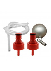 Fermzilla Kit de pression (Plastic Carbonation Caps)