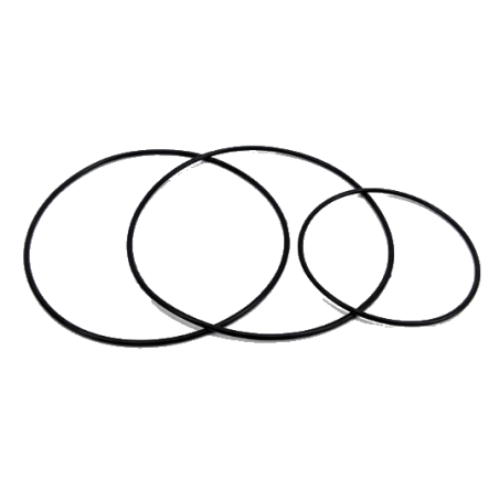 Kit de vedação Fermzilla (tampa, recipiente de coleta e anel O-cone)