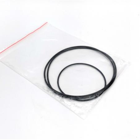 Fermzilla-Dichtungssatz (Deckel, Auffangbehälter und Kegel-O-Ring)
