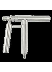 SS/Nylon Mão fornecimento de cerveja Pluto Gun