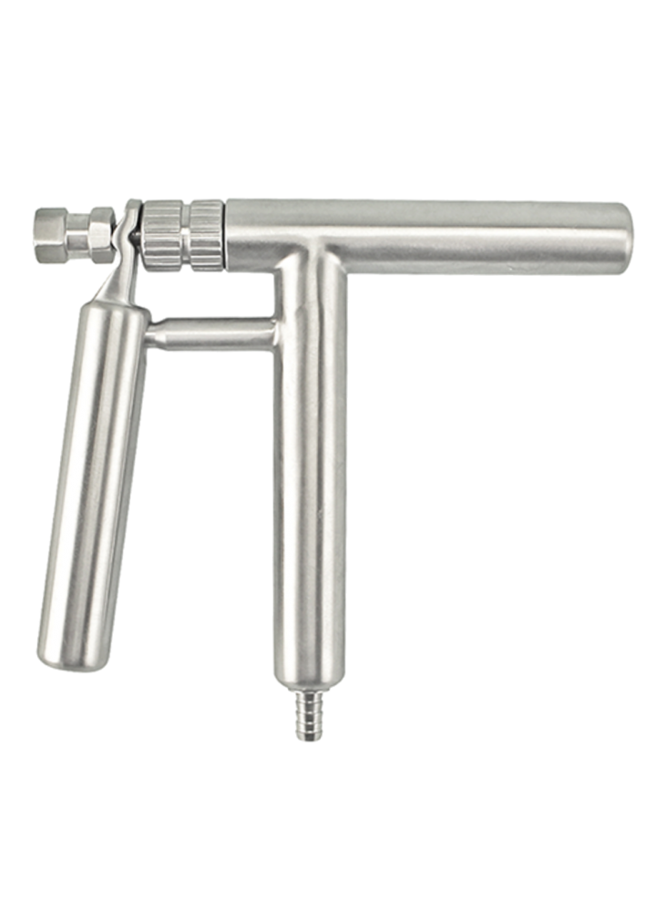 SS/Nylon Pluto Hand Bierzapfpistole