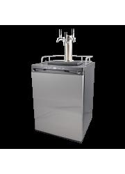 PREORDER - Kit de torre tripla com torneira Kegerator Keg Master Series 4