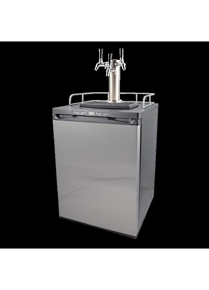 KegMaster Series 4 Kegerator Dreifach-Wasserhahn-Turm-Kit