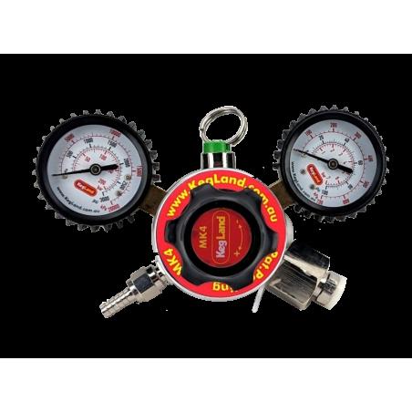 Keg Master Series 4 Kegerator Kit de tour à trois robinets
