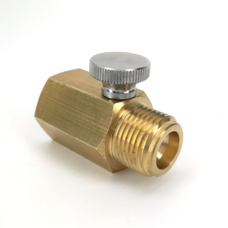 Delux SodaStream Zylinderadapter (mit Pin Adjustment)