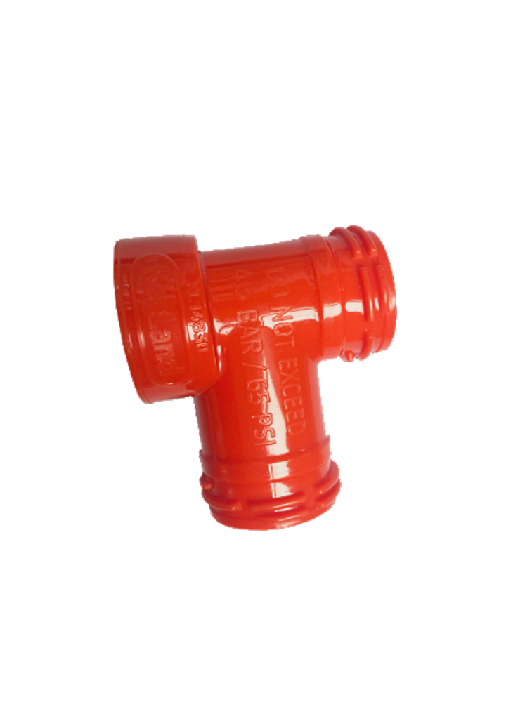 Carbonation Cap Tee Piece (ohne Flasche und Carbonation Caps)