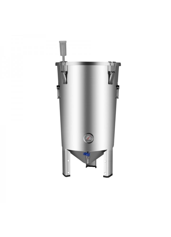 30L BrewDevil Konischer Fermenter aus Edelstahl