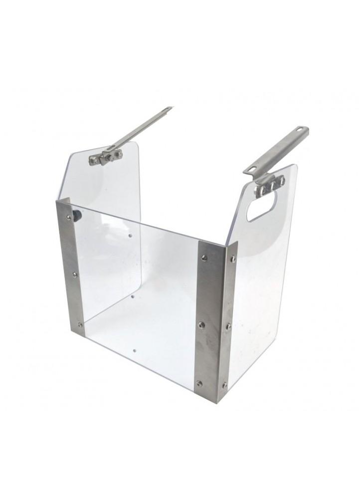 Cannular (Nicht automatische Maschine) Spritzschutz