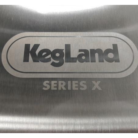 PREORDER-Keg Master Series X Kegerator Triple/Quad Flow Control Faucet Tower Kit