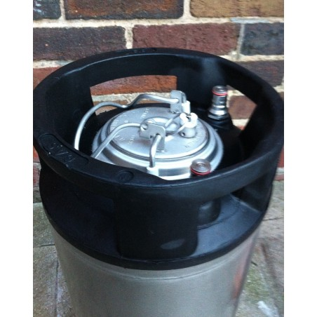10L Reconditioned Cornelius Ball Lock Keg