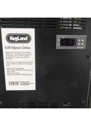 IceMaster G20 - Glycol Chiller - Digital Fermentation Control - (with 2 integrated pumps for dual temp)