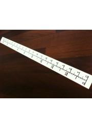 Sight 100L etiqueta de vidrio