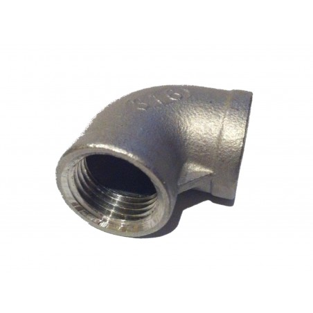 "1/2"" BSP 90° Elbow"