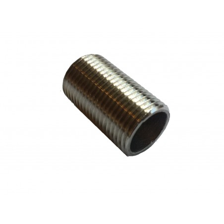 """1/2"""" BSP Parallel Nipple 35mm Long"""