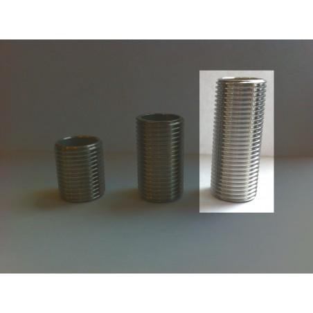 """1/2"""" BSP Parallel Nipple 50mm Long"""