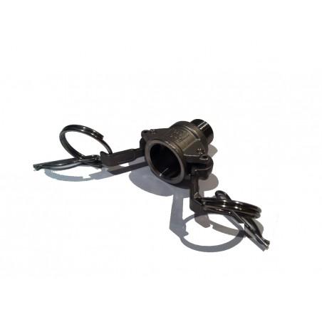 """1/2"""" BSP type B camlock raccord"""