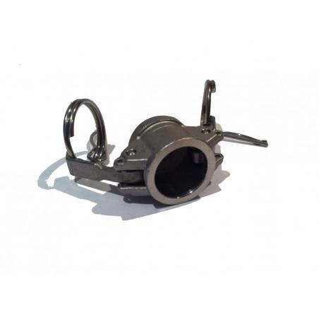 """1/2"""" BSP Type DC camlock raccord"""