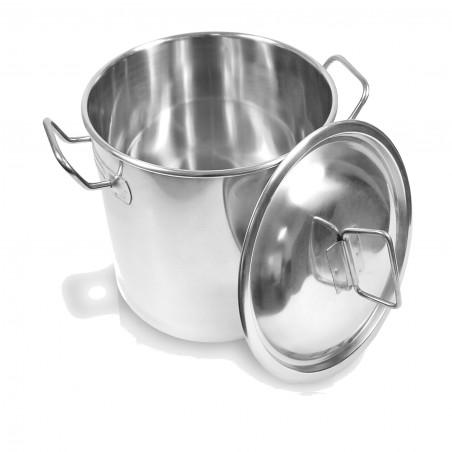 70L acero inoxidable Pot