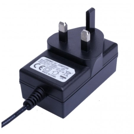 12 Volt DC-Adapter - 2 A