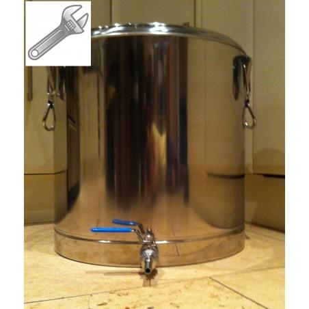 Thermos Pot conversão de drenagem inferior