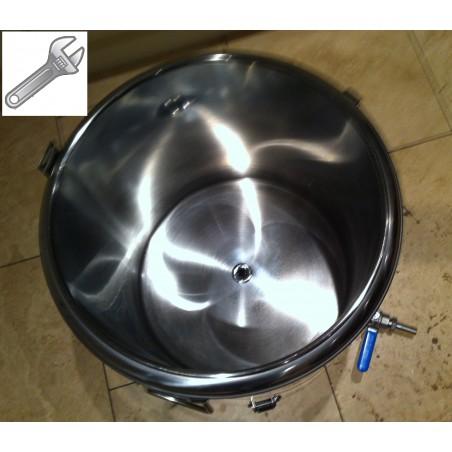 Thermos Pot conversión de drenaje inferior