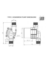 12V Homebrew pompe de type 1