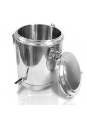 38,5 L de aço inoxidável Thermos Pot