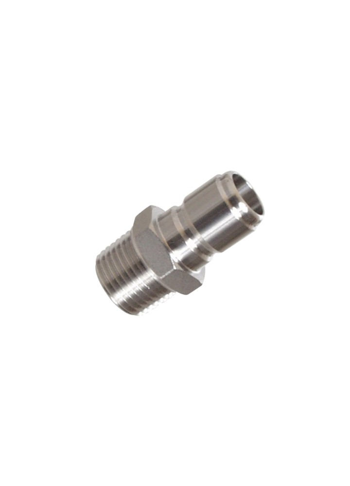 "Male Quick Disconnect to 1/2"" BSP Male Thread"