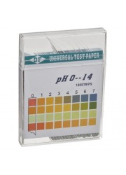 0-14 pH Test Kit (100 Strip Pack)