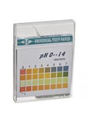 Kit de test 0-14 pH (paquet de 100)