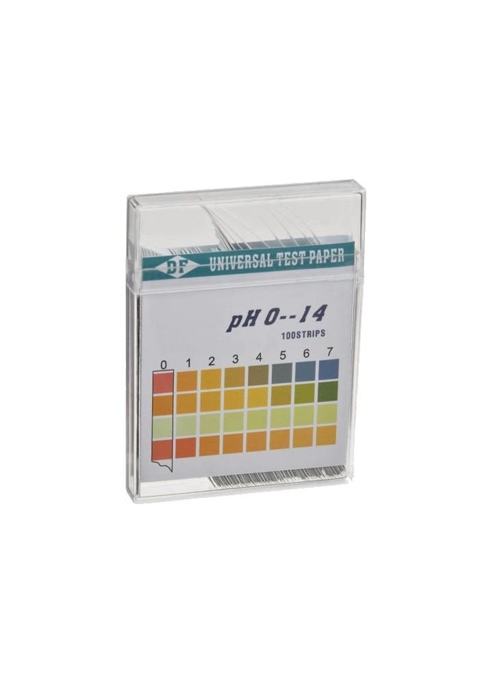 0-14 pH Teststreifen-Kit (100 pack)