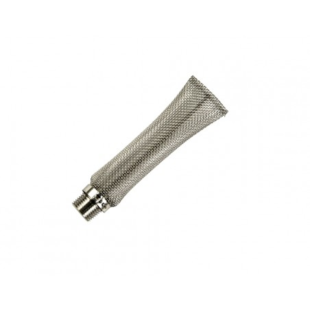 "6"" Bazooka Screen Stainless Steel Hop Filter"
