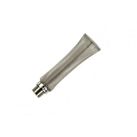"6"" Bazooka Screen Stainless Steel Hop Filter"