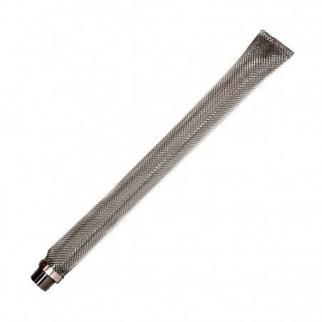 "12"" Bazooka Screen Stainless Steel Hop Filter"