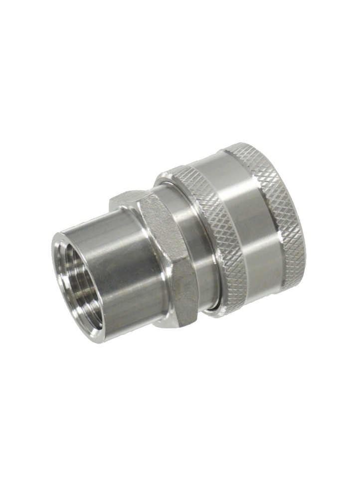 "Female Quick Disconnect to 1/2"" BSP Female Thread"