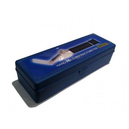 ZGRSG-100ATC Iluminado Refratômetro 0-32% Brix 1,000-1,120 SG